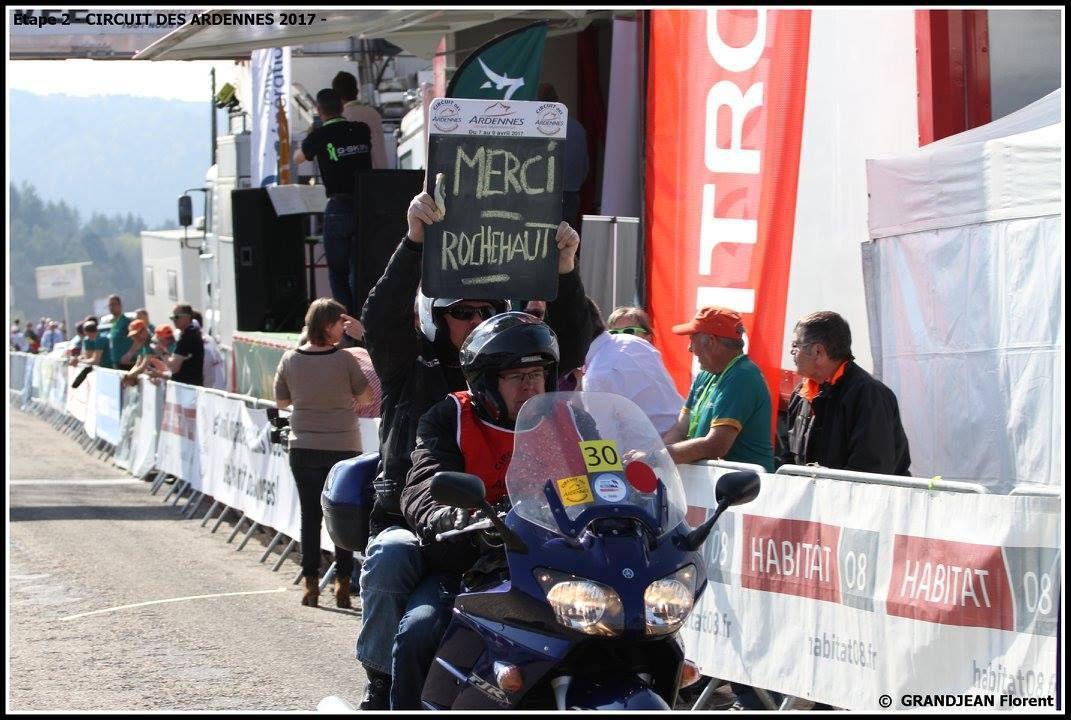 2017 04 08 Etape 2 ROCHEHAUT - ROCHEHAUT