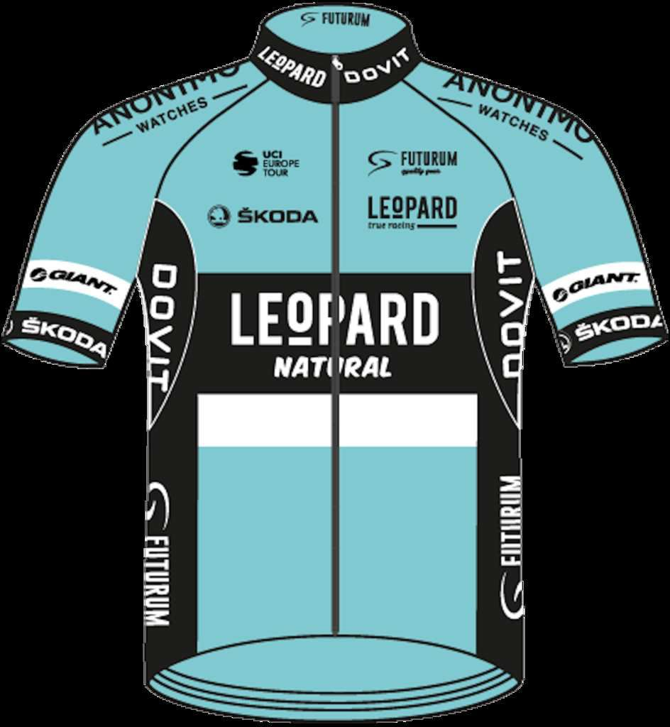 Leopard Pro Cycling (Luxembourg)