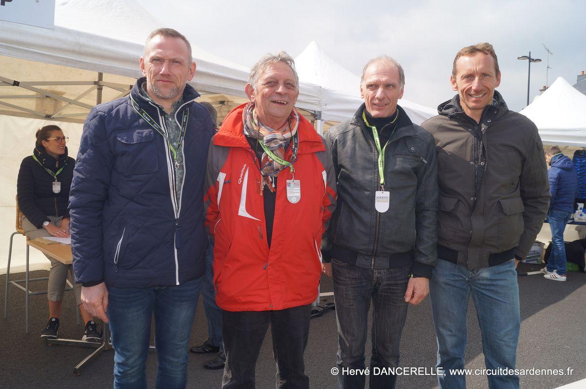 2019 04 14 Etape 4 Villers-Semeuse / Charleville-Mézières