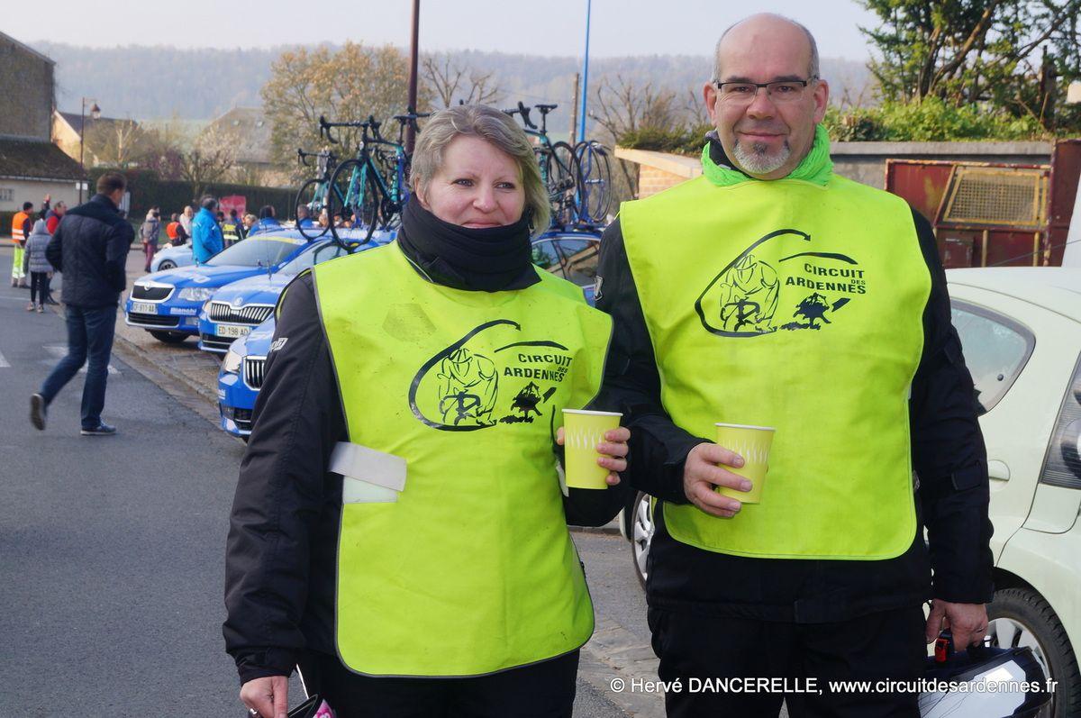 2019 04 19 Etape 3 Nouvion sur Meuse - Aiglemont