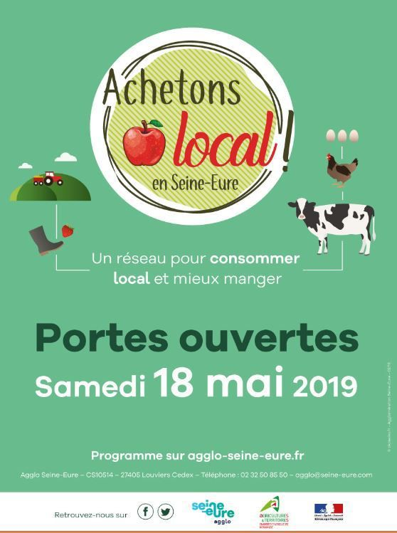 ACHETONS LOCAL EN SEINE-EURE