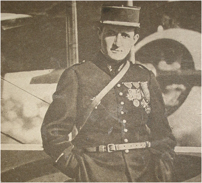 Capitaine Georges Madon.