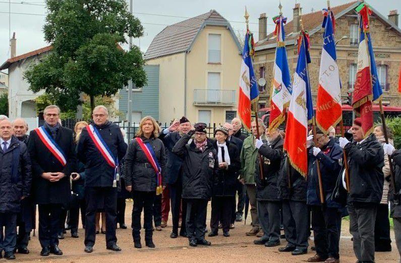 Le Souvenir Français 92 fait son congrès annuel à Châtillon.