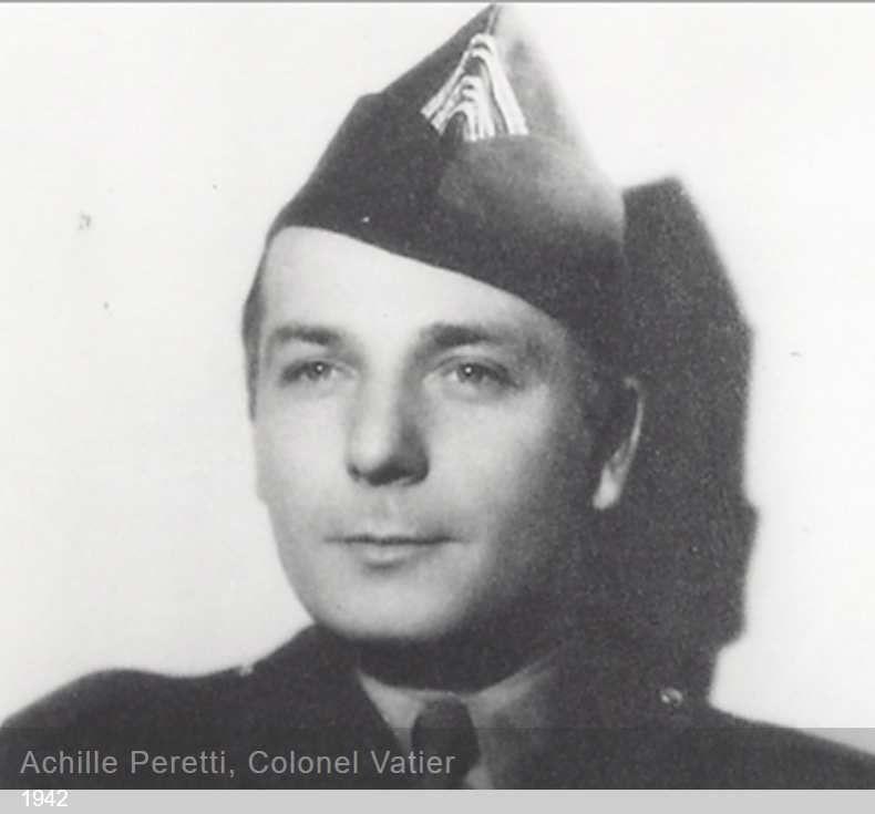 Les Compagnons de la Libération des Hauts-de-Seine : Achille Peretti de Neuilly.