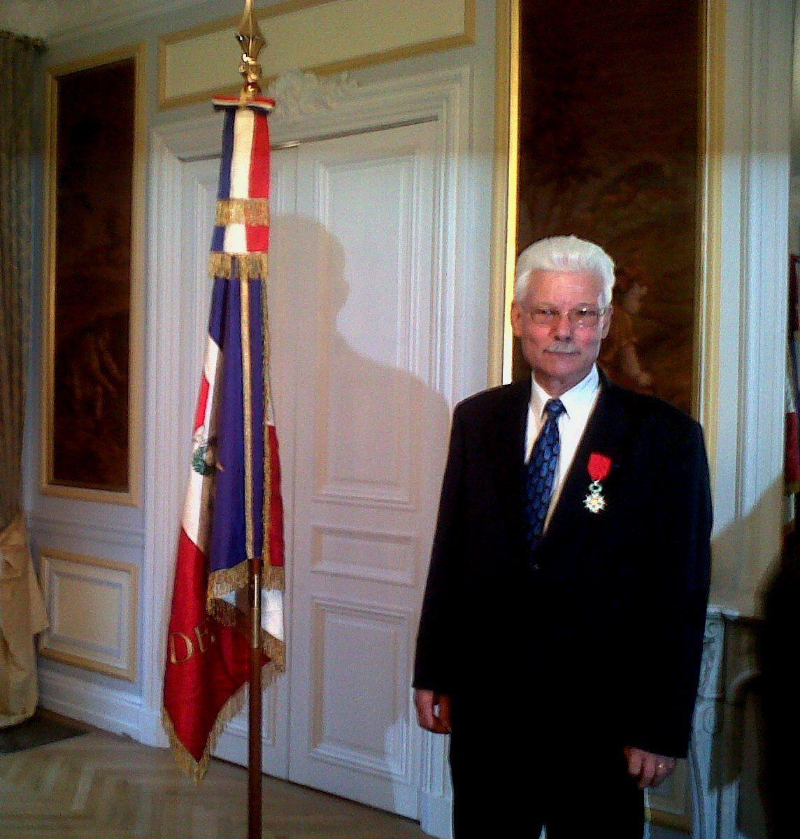 Président du comité de Meudon, Jean-Marie Duhaut s'est éteint.