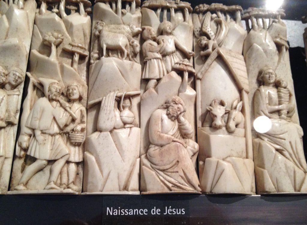 quelques BRIBES de la BIBLE - Musée Arts Décoratifs -1er