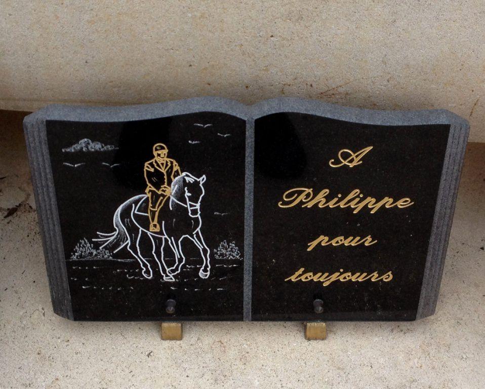 Sépulture de Philippe NOIRET - Cimetière Montparnasse-14eme