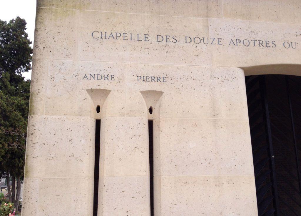 33 Cimetière Montparnasse Acte 3