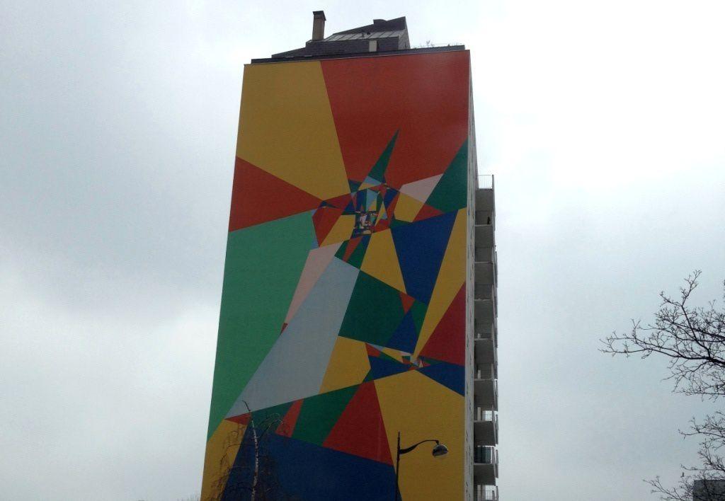 Dessins , graffittis , mosaiques sur les MURS PARISIENS