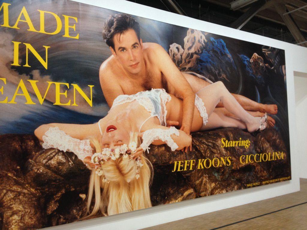 Rétrospective de Jeff Koons - Centre Beaubourg - 4eme
