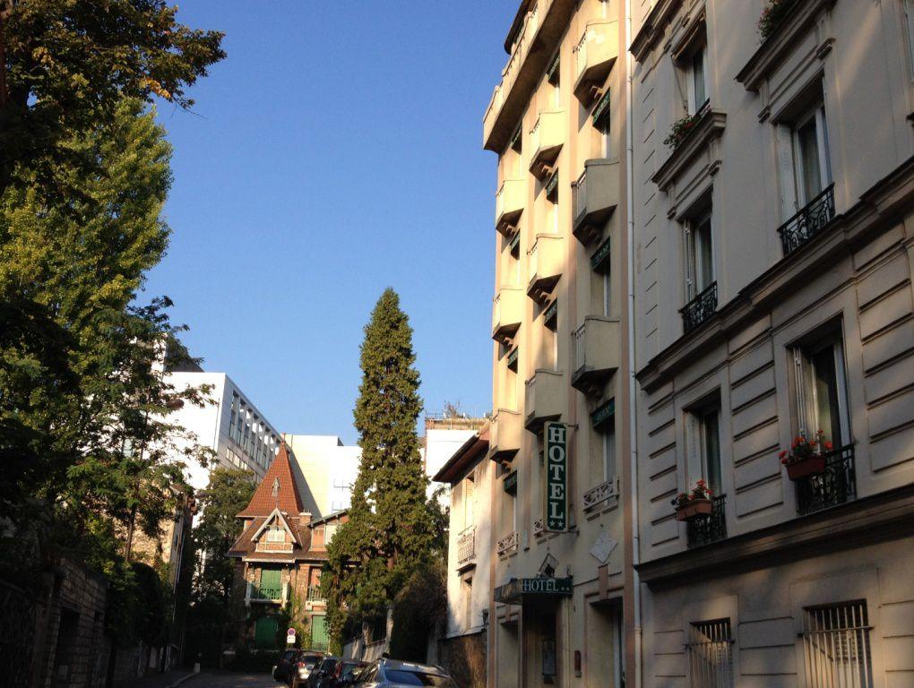 Rue Parc Montsouris -14eme