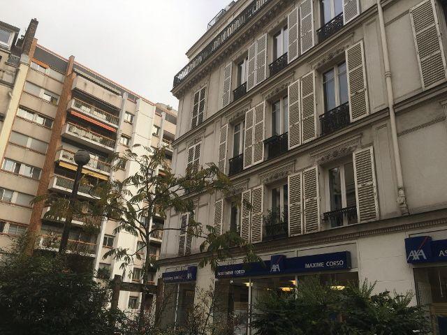 Rues Charles Luizet et Marcel Gromaire - 11eme