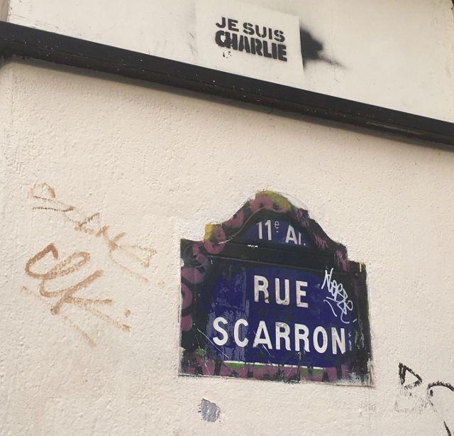boulevard des filles du calvaire 11eme rue Scarron