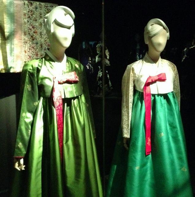 La mode en Corée musée arts décoratifs chapitre 2 - 1er