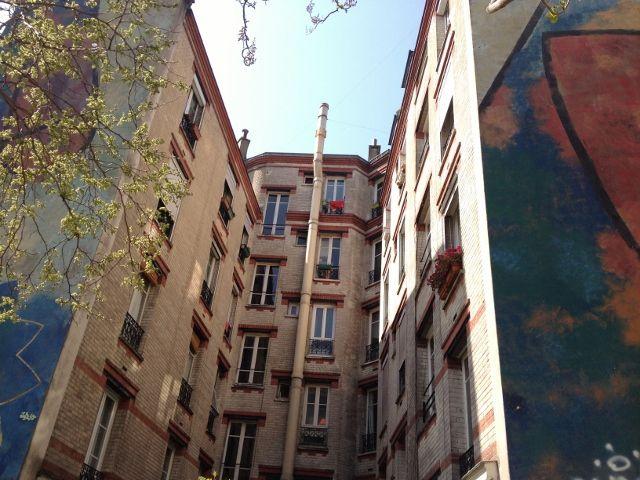 Rue de Reuilly - Coté Montgallet - 12eme