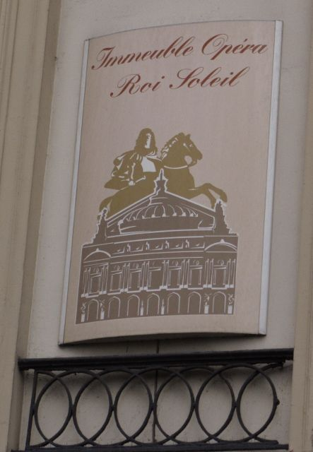 Rue Louis le Grand - 2eme