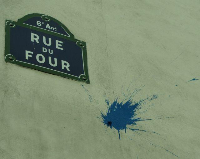 BARBOUILLES à la parisienne