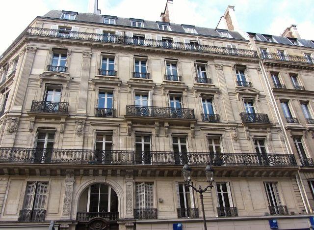 Rue des pyramides - 1er