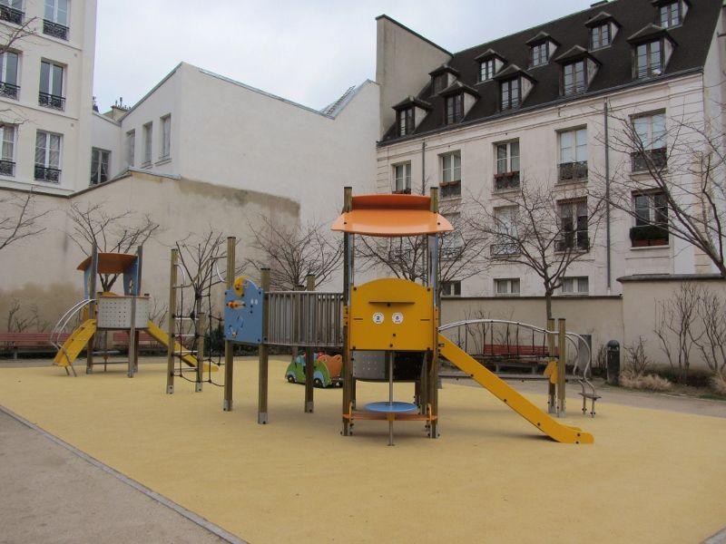 Square Anne Franck - 3eme