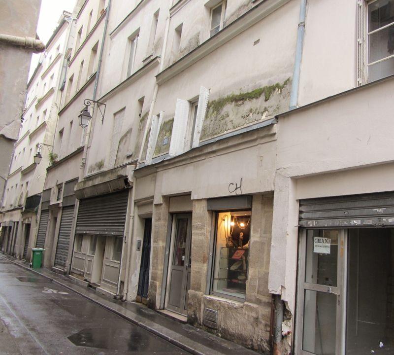 Rue des vertus - 3eme