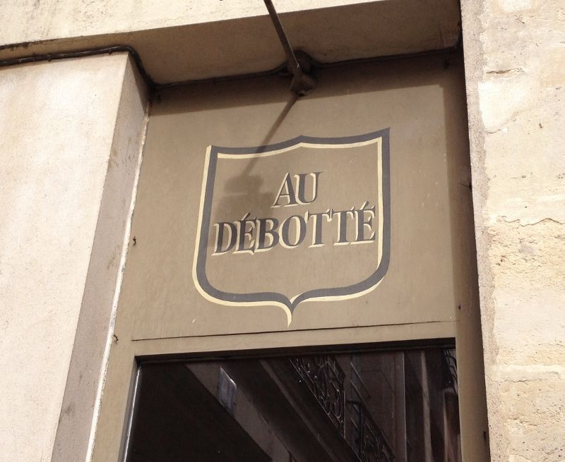 Rue Saint Paul - 4eme