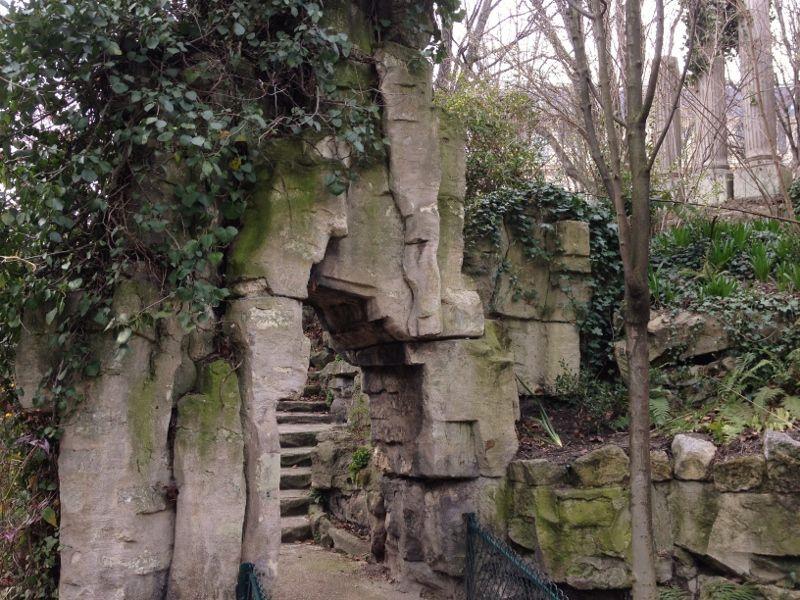 Jardin de la Nouvelle France 8eme
