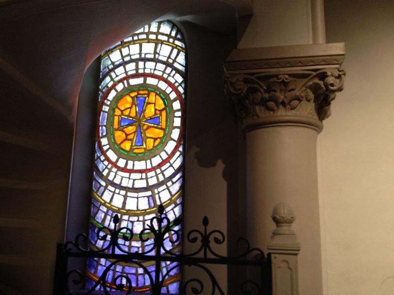 L ' Eglise du SAINT SACREMENT - 8eme