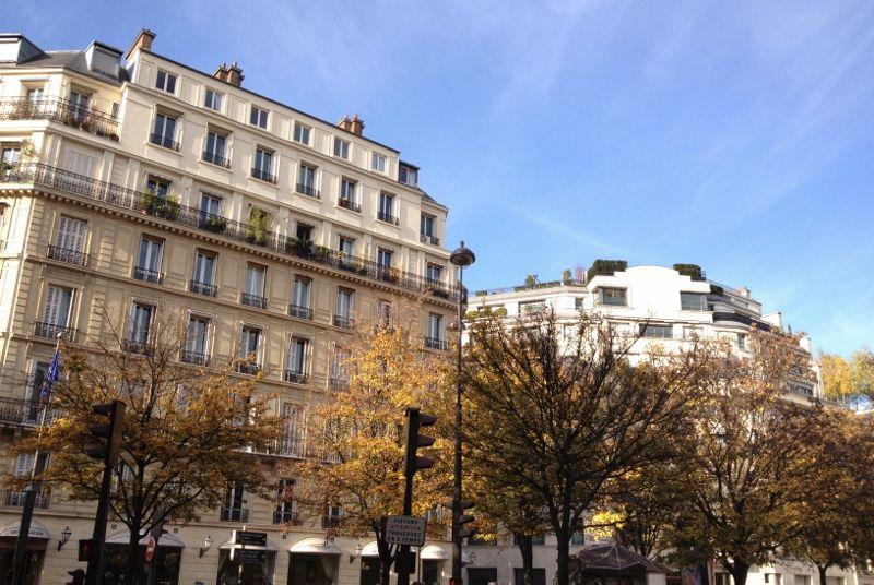 Avenue Friedland - 8eme