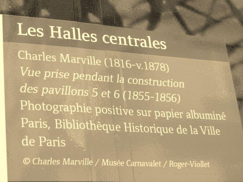 Les travaux du Forum des Halles - Expo