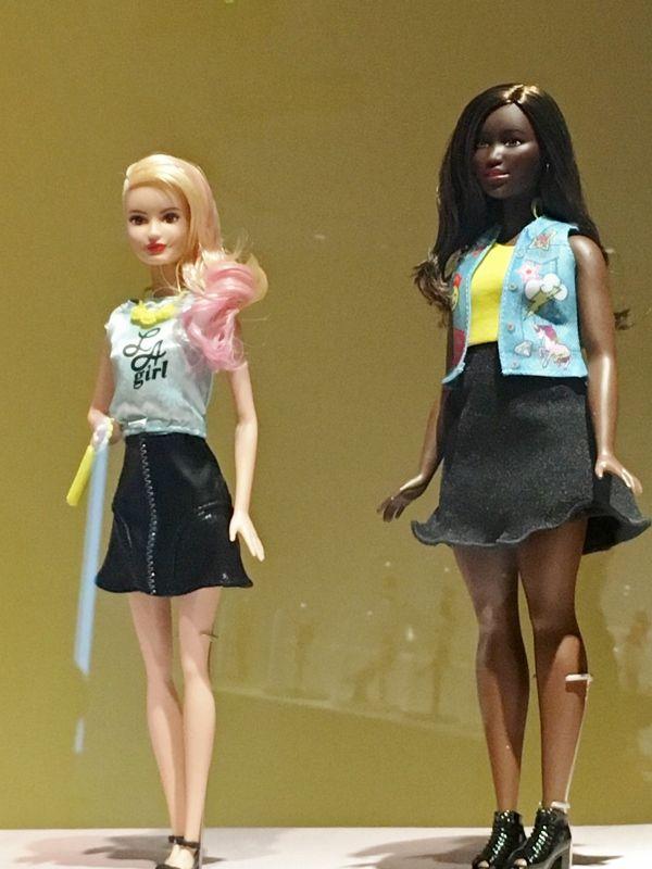Les 1000 visages de Barbie - Musée Arts Décoratifs - 1er