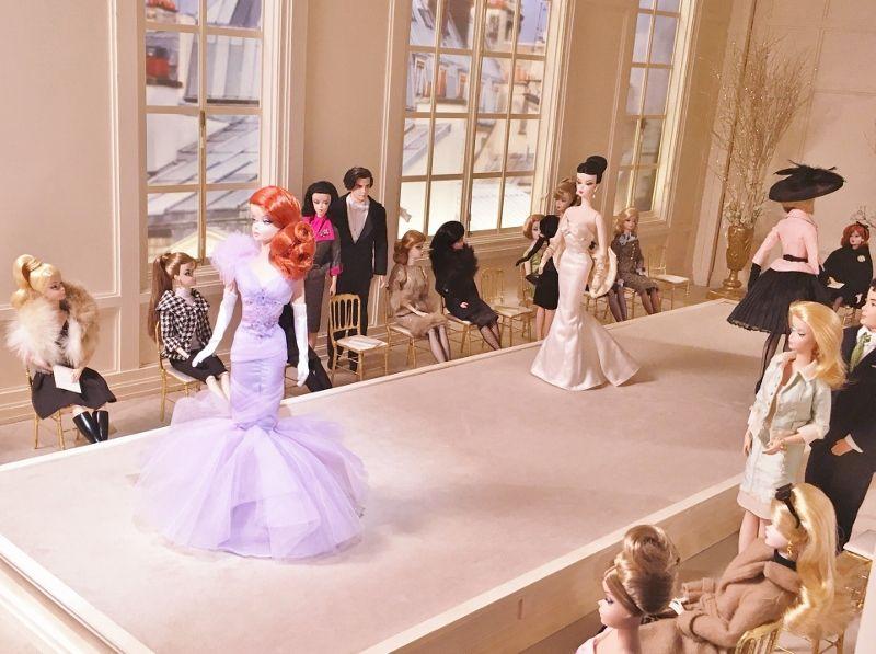 La mode et Barbie musée arts décoratifs 1er