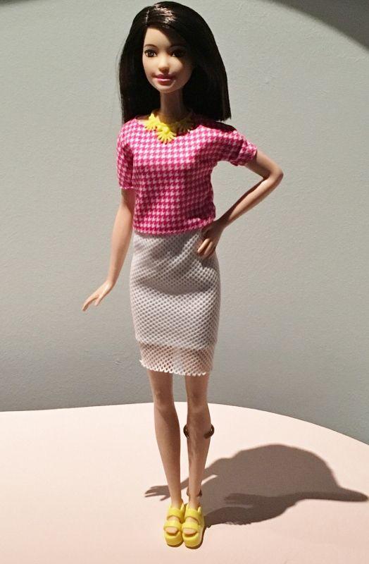 Barbie évolue Musée Arts Décoratifs 1er