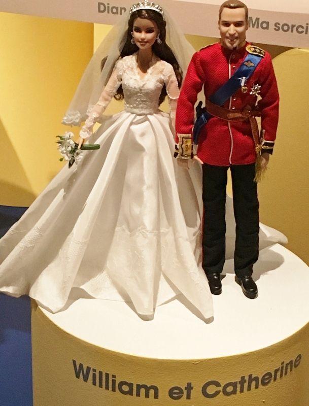 Barbie People musée arts décoratifs 1er
