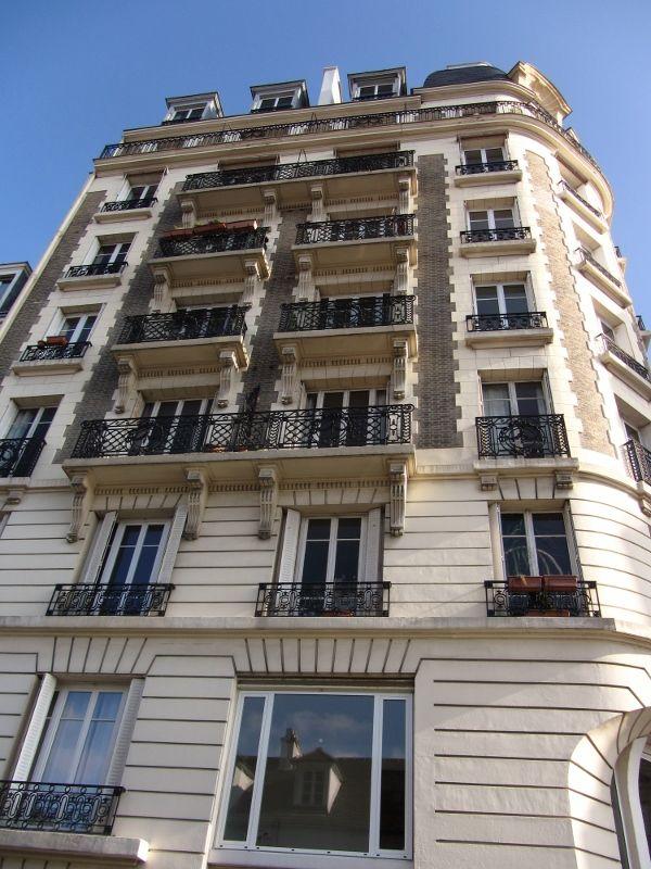 Rue Girardon 18eme