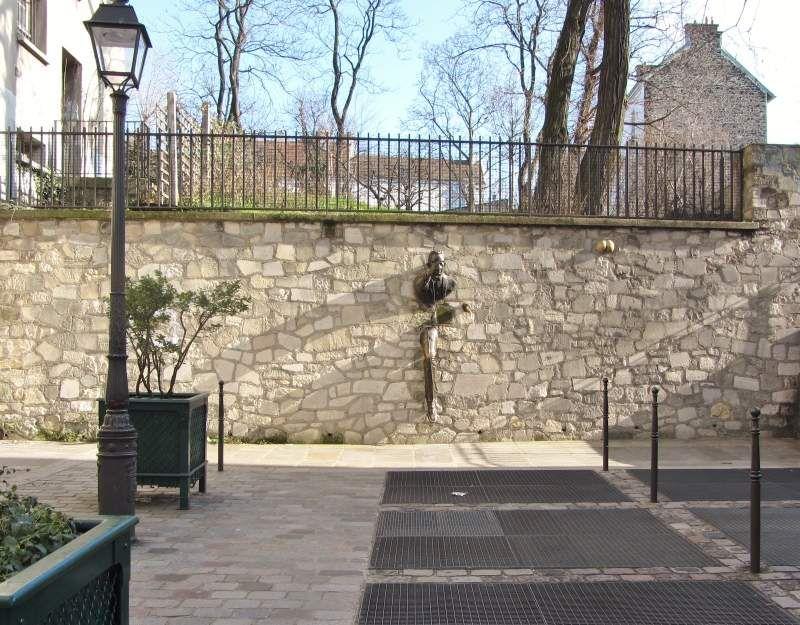 Place Marcel Aymé - 18eme