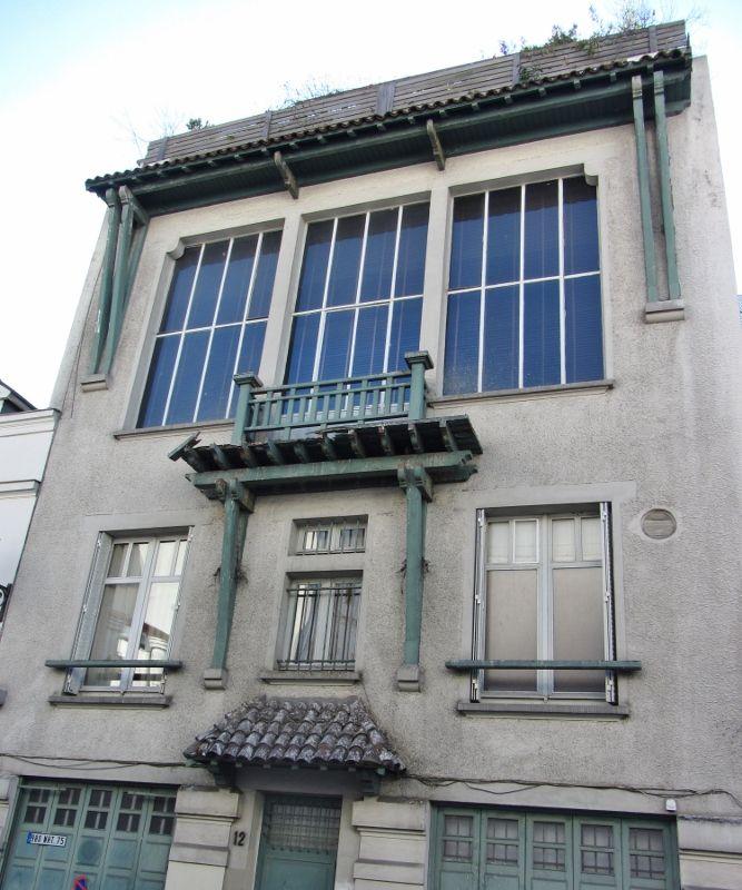 Rue de l'armée d'orient - 18eme