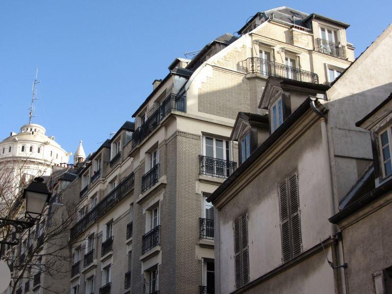 Rue Cortot - 18eme