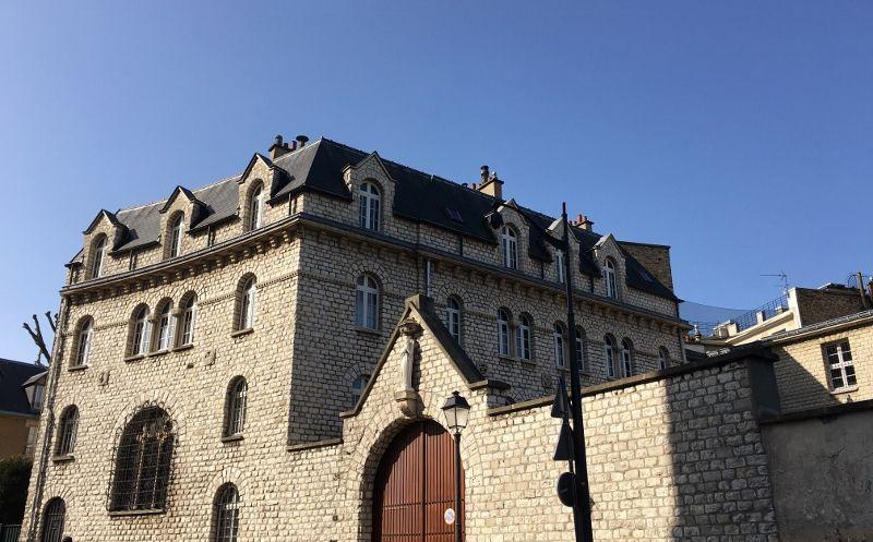 Rue du chevalier de la Barre - 18eme