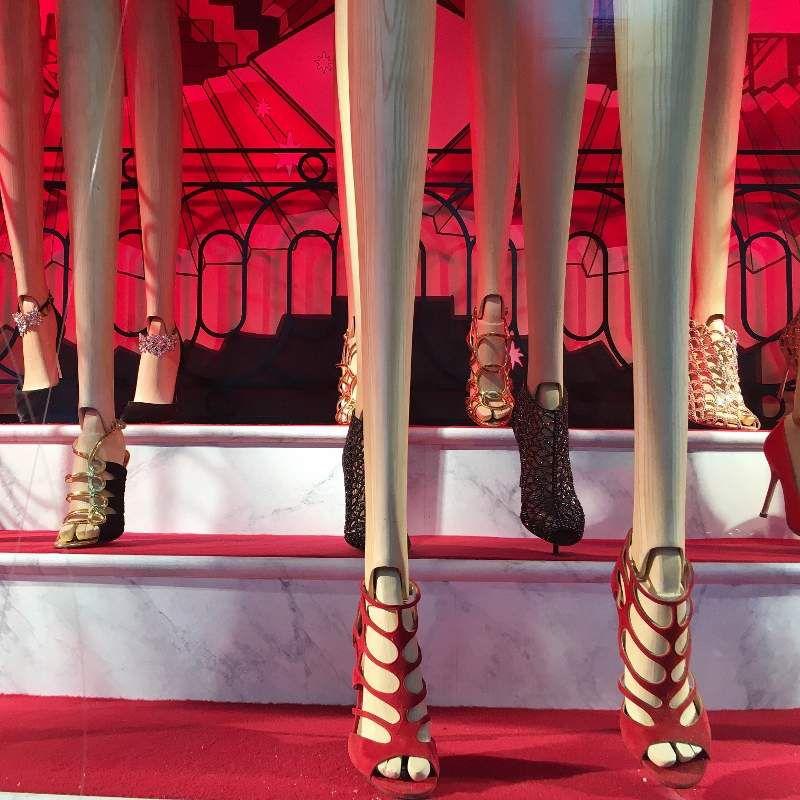 Vitrine Printemps : Cabaret imaginaire Noel 2016