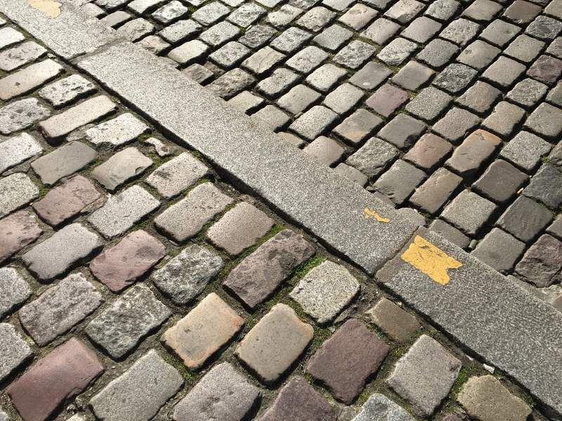Rue cardinal Guibert 19eme