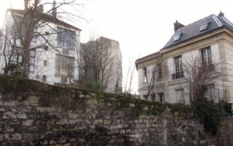 Rue de l'abreuvoir - 18eme