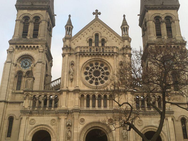 Paroisse St Ambroise 11eme