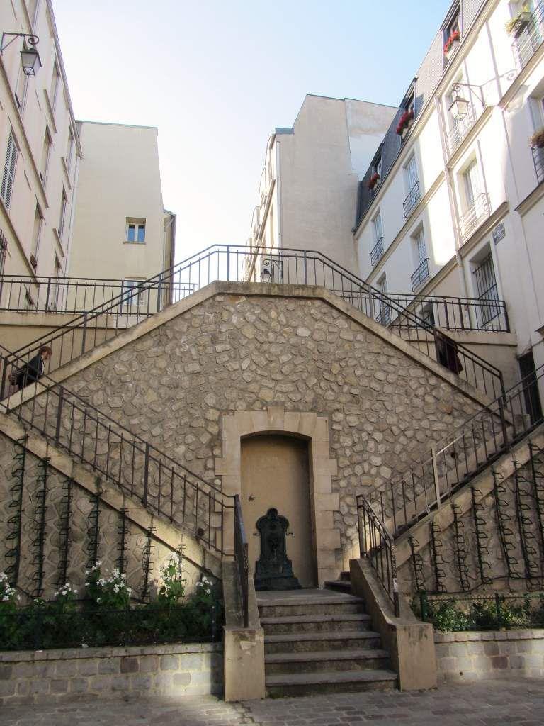 Place BENJAMIN Fondane 5eme