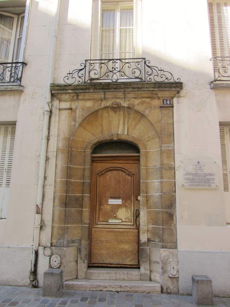 Rue Rollin 5eme