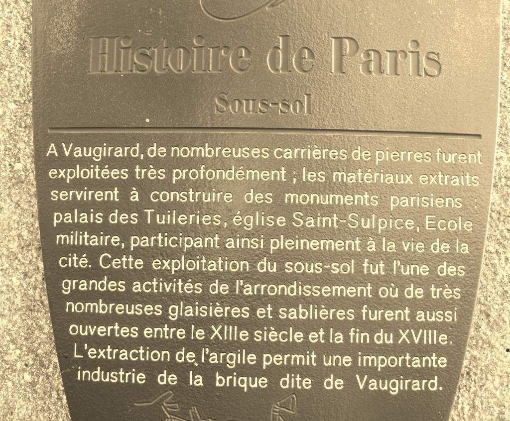 Place de la porte de Versailles 15eme