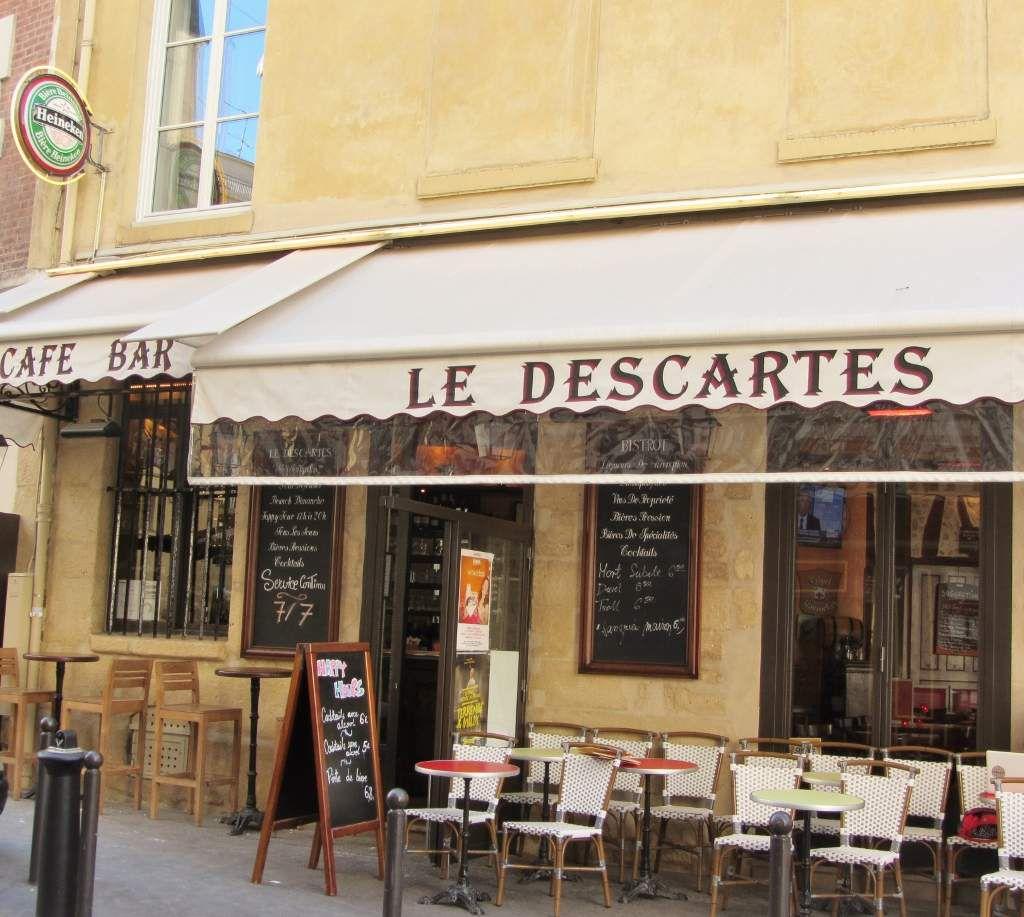 Rue cardinal Lemoine 5eme