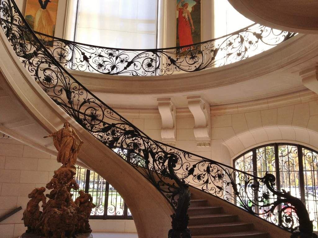 Petit Palais Intérieur 8eme