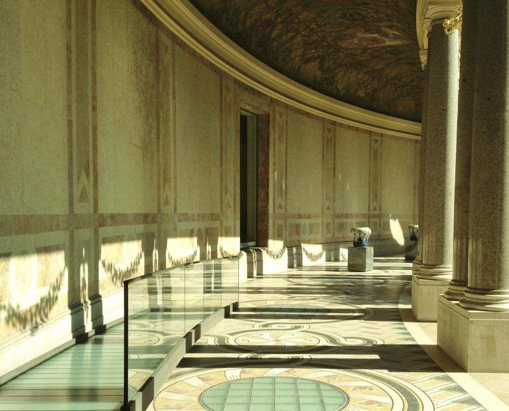 Patio du Petit Palais
