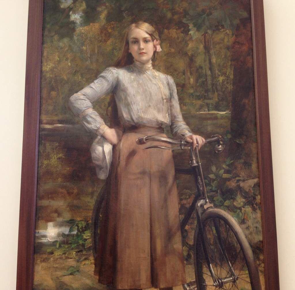 Peinture au féminin musée des Beaux Arts 8eme