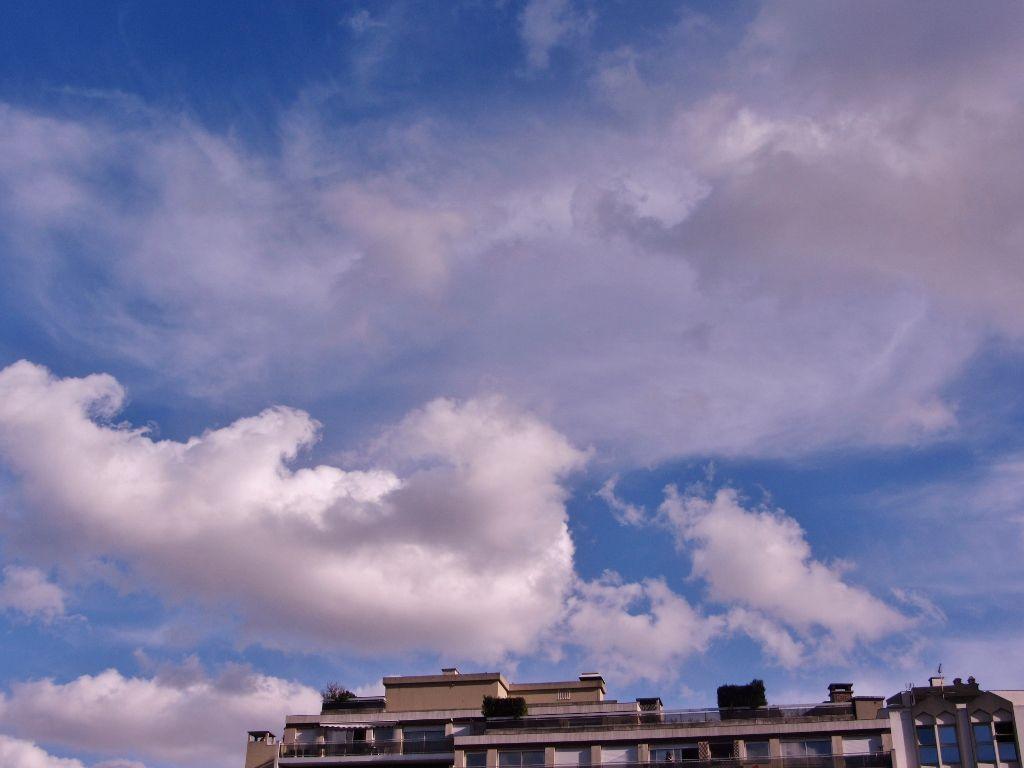 Montparnasse : le ciel